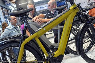 1,36 Millionen verkaufte E‑Bikes