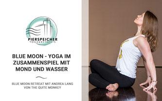 Yoga Retreat mit Andrea Lang