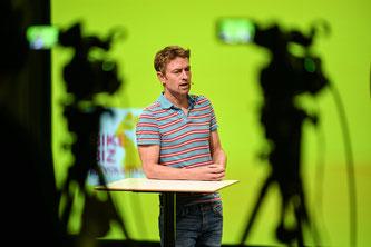 Stefan Reisinger, Bereichsleiter EUROBIKE