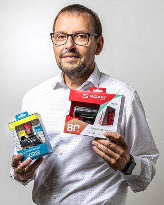 Gerold Weindel von VDO übernimmt die Vertriebsleitung für beide Marken