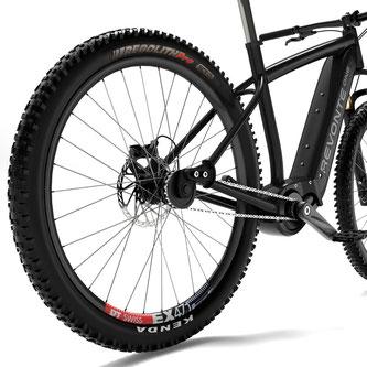Revonte ONE - ein vollständig anpassbares E-Bike-Erlebnis