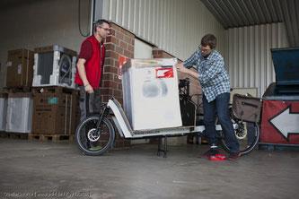 In der schottischen Fabrik von Gates werden heute Riemen für Fahrräder und E‑Bikes produziert
