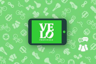 Verschiebungen der VELOEvents und zum Projekt VELOFestivals im Velokonzept Portfolio