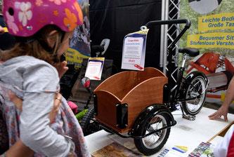 Innovationsschaufenster: Die 24. Internationale Spezialradmesse hat zahlreiche Neuheiten zu bieten. ©Spezialradmesse