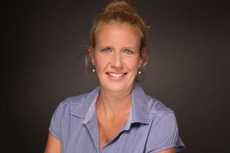 Wiebke Rowedda, HR-Managerin der Moët Hennessy Deutschland GmbH