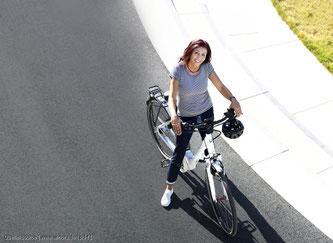 Für Fußgänger ist jeder Radfahrer mehr ein potenzielles Auto weniger