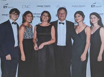 2018: Familie Büchel