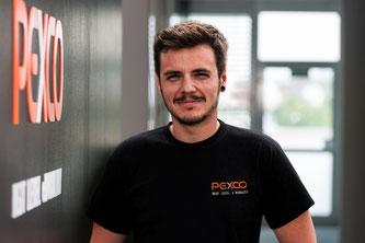 Florian Niklaus ist ab sofort neuer Senior Product Manager bei der PEXCO GmbH