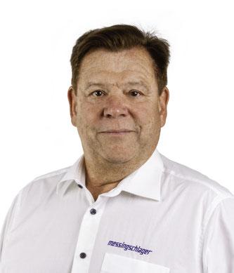 Firma Messingschlager: Günter Böhm