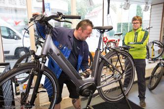 Schrauberseminare fürs Fahrrad sind empfehlenswert - Tipp vom pd-f