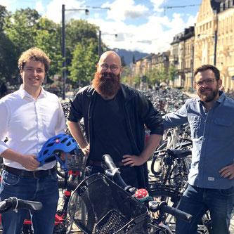 Tocsen - eCall für den Fahrradhelm ist serienreif