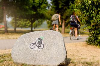 Recarbo Kohleradweg — Copyright: Saale-Unstrut-Tourismus e.V., Transmedia