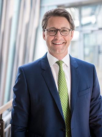 Andreas Scheuer eröffnet Kongress der Fahrradwirtschaft