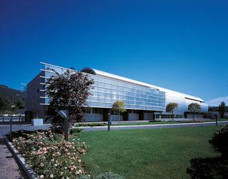 Polini Firmensitz in Alzano Lombardo, Bergamo