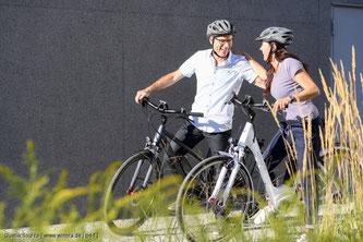 Radfahren mit Motor fördert bei Menschen aller Altersstufen die Gesundheit