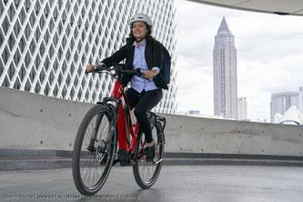 2019 wurden im Durchschnitt 982 Euro für ein Zweirad ausgegeben.