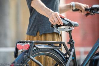 Sattel für E-Biker