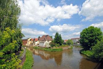 Eilenburg - Vereinigte Mulde - Foto: Andreas Schmidt