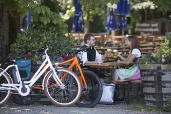 Man darf alkoholisiert Fahrradfahren