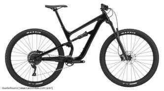 Vollgefederte Bikes, Fullys genannt