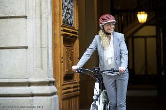 Ein kompaktes Faltrad ist oft die bessere Wahl
