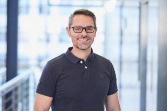 Tobias Gröber, Geschäftsbereichsleiter Consumer Goods Messe München