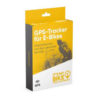 Der GPS-Tracker von IT'S MY BIKE wird als Nachrüstlösung über den Fahrradfachhandel verkauft.