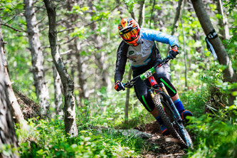 Enduro Action © Miha Matavz