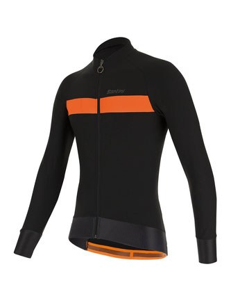Santini Adapt Jersey | Polartec® Power Wool™