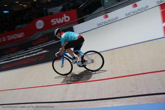 Zehn der 16 offiziellen Bahnradsportarten werden bei der Weltmeisterschaft gefahren.