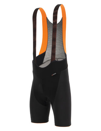 Santini Adapt Bib-Shorts | Polartec® Power Shield® Pro