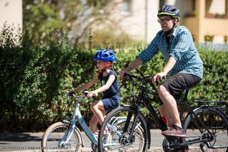 Radfahren ist auch eine gute Vorbereitung für andere Sportarten