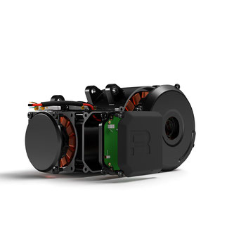 Revonte ONE verfügt über ein stufenloses Automatikgetriebe