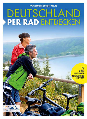 Deutschland per Rad / Broschüre ADFC