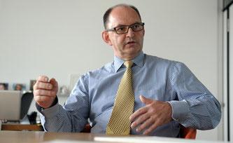 Rudolf Stämpli, Präsident des Schweizerischen Arbeitgeberverbands.