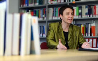 Susan Emmenegger, Bankenprofessorin an der Uni Bern.