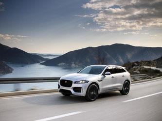 Der CrossOver von Jaguar ist für mindestens 42 390 Euro zu haben. Foto: Jaguar