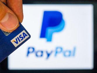 Mit dem Deal sollen Paypal-Nutzer unter anderem über Terminals für kontaktlose Zahlungen auch in Läden bezahlen können. Foto: Lukas Schulze