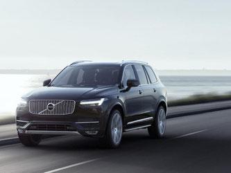 Volvo wagt mit dem XC90 einen Neuanfang. Den Wagen kann man als SUV einer neuen Art bezeichnen. Foto: Volvo