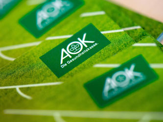 AOK ist die mit Abstand größte Krankenkasse im Freistaat. Foto: Arno Burgi/Archiv