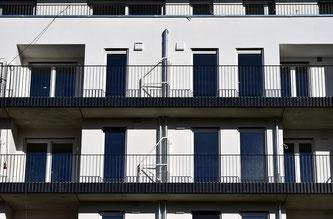 Weniger Baugenehmigungen für Wohnungen in Deutschland 2017 (Symbolbild; Foto: pixabay.com / ulleo)