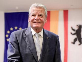 Wer soll Joachim Gauck als Bundespräsident oder Bundespräsidentin nachfolgen? Foto: Michael Kappeler