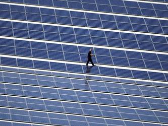 Steuern auf selbst erzeugten Solarstrom? Das Finanzministerium verteidigt die von der Solarwirtschaft kritisierten Pläne. Foto: Jens Büttner/Archiv