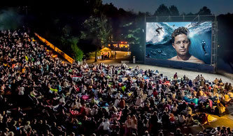 Foto: Kino, Mond & Sterne
