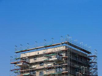 Die Immobilienwirtschaft sieht einen hohen Bedarf beim sozialen Wohnungsbau. Foto: Rolf Vennenbernd