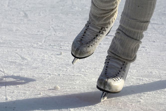 """Noch ist Eislaufen im """"Prinze"""" möglich (Symbolbild; Foto: pixabay.com / annca)"""
