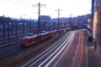 Auch Zugfahrten mit der Deutschen Bahn können nun gebucht werden (Symbolbild; Foto: pixabay.com / Jan2575)