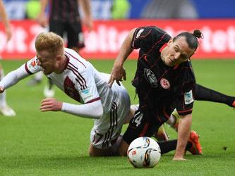 Frankfurt und Nürnberg dürfen weiter auf Bundesliga hoffen