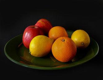 Vitaminreiche Ernährung sollte im Winter fest eingeplant werden (Foto: pixabay.com / Anelka)