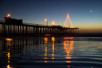 Weihnachten am Meer (Symbolbild; Foto: pixabay.com / StockSnap)